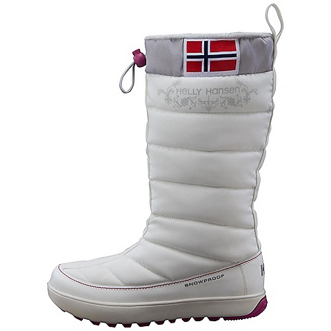 On Sale. Free Shipping. Helly Hansen Women's Equipe Moonboot The SPECS Upper: Mesh, Synthetic, Outsole: Rubber This product can only be shipped within the United States. Please don't hate us. - $126.99