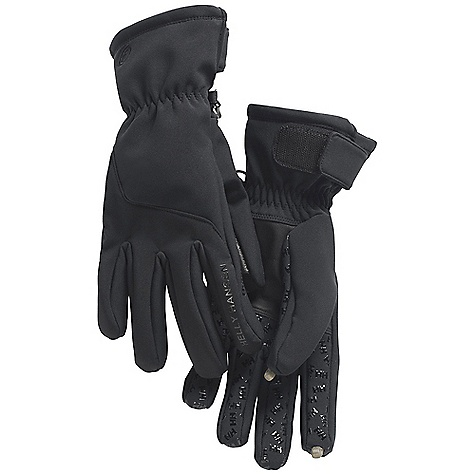 Free Shipping. Helly Hansen On Tip Softshell Glove The SPECS Fabric: 100% Polyester Weight: 100 g This product can only be shipped within the United States. Please don't hate us. - $89.95