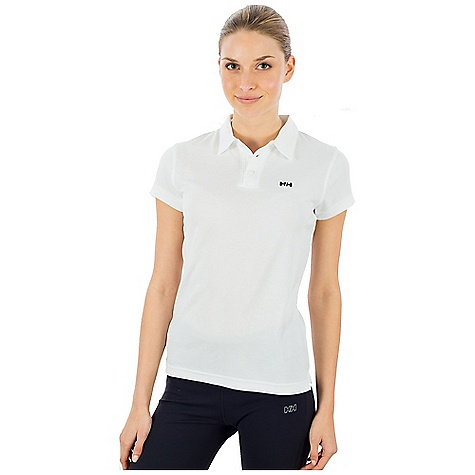 Free Shipping. Helly Hansen Women's Dove Polo DECENT FEATURES of the Helly Hansen Women's Dove Polo 100% Nylon Quick Dry Tactel 190g/m_ UPF rating 30+ The SPECES Fabric: 100% Nylon Weight: 200 gr This product can only be shipped within the United States. Please don't hate us. - $54.95