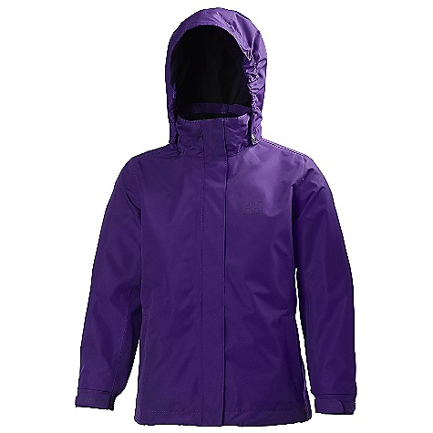 Free Shipping. Helly Hansen Girls' Juniors' New Aden Jacket DECENT FEATURES of the Helly Hansen Girls' Juniors' New Aden Jacket Helly Tech Protection Breathable, water and windproof 2 layer quick dry construction Fully seam sealed Comfortable lightweigth lining YKK zippers The SPECS Fabric: 100% Polyester This product can only be shipped within the United States. Please don't hate us. - $89.95