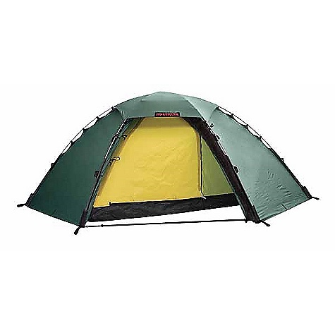 Camp and Hike Free Shipping. Hilleberg Staika 2 Person Tent FEATURES of the Hilleberg Staika 2 Person Tent Outer tent fabric is Kerlon 1800 and the poles are 10 mm, which makes the tent very strong and stable Offers all season construction tent wall that can be extended to ground and mesh area and are backed with adjustable fabric panel Dome construction with multiple crossing poles points provide excellent stability for snow-load handling capability Designed ideally for two people Separable inner and outer tent for simultaneous pitching Free standing dome design requires no pegs for pitching. This tent contains poles system that makes for quick and easy set up. Dual entrance tent with single vestibule configuration allows for easy entrance and storage space Add an optional footprint that will cover the outer tent area including the vestibule. It can directly connect to the tent, and can be attached while pitching. The outer or inner tents can be used separately. For pitching the inner tent alone it requires optional pole holders. Will handle any terrain or weather condition with ease, comfort, and simplicity Ideal for all season and long term use, even in the harshest of environments from anywhere to open terrain to deserts and heavy snow locations Designed to be incredibly durable, so you're more focused on your adventure rather than the fragility of your tent Made with heavier duty zippers, the strongest pegs Hilleberg offers, and the most durable inner tent and floor fabrics. The Hercules of tents. - $985.00