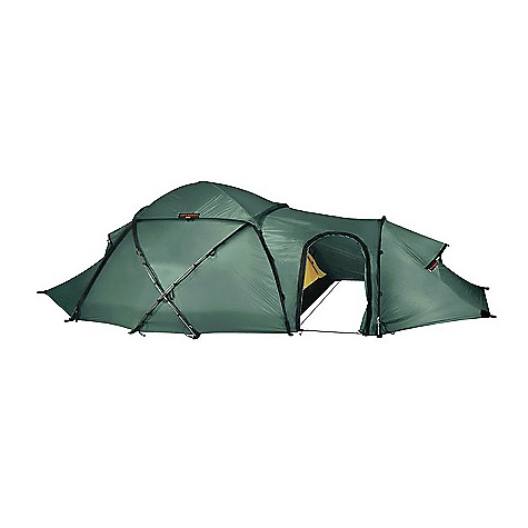 Camp and Hike Free Shipping. Hilleberg Saitaris 4 Person Tent FEATURES of the Hilleberg Saitaris 4 Person Tent Outer tent fabric is Kerlon 1800 and the poles are 10mm, which makes the tent very lightweight, strong and stable Outer tent walls can be extend to the ground and mesh areas are backed with adjustable fabric panels Dome construction with two main crossing poles provided excellent stability for tough pitching conditions Designed ideally for four people Self supporting dome design requires the vestibules to be pegged This tent contains poles system that makes for a quick and easy set up Dual entrance tent with single vestibule configuration allows for easy entrance and storage space Standard and one extended vestibule offers even more storage and the comfort Add an optional footprint that will cover the outer tent area including the vestibule. It can directly connect to the tent, and can be attached while pitching. The outer or inner tents can be used separately. For the pitching the inner tent alone it requires optional pole holders. Will handle any terrain or weather condition with ease, comfort, and simplicity Ideal for all season and long term use, even in the harshest of environments like open terrain to deserts or heavy snow locations Designed to be incredibly durable, so you're more focused on your adventure than the fragility of your tent Made with heavier duty zippers, the strongest pegs Hilleberg offers, and the most durable inner tent and floor fabrics. The Hercules of tents. - $1,795.00