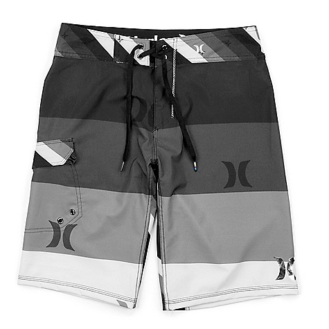 Surf On Sale. Free Shipping. Hurley Men's Phantom Horizon Boardshort DECENT FEATURES of the Hurley Men's Phantom Horizon True Performance Fit Recycled Phantom 60% Stretch Patented EZ fly closure Signature foil branding Metallic embroidery Performance water repellency One piece gusset No outseam Patch pocket with Velcro flap - $29.99