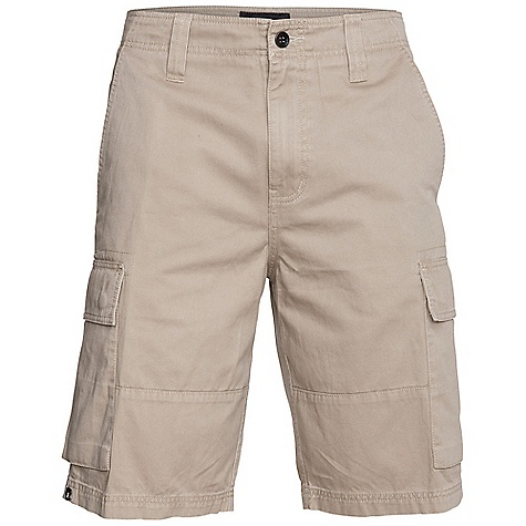 Surf On Sale. Hurley Men's Commander Short DECENT FEATURES of the Hurley Men's Commander Cargo fit 100% cotton Cargo pockets with hidden snaps Military details Woven label branding Self applique icon at waistband - $19.99