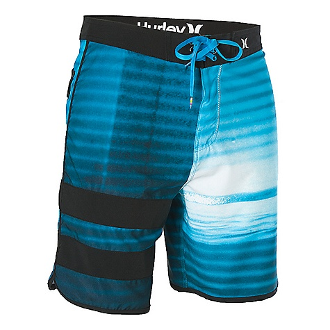 Surf On Sale. Free Shipping. Hurley Men's Phantom 50-50 Photo Boardshort DECENT FEATURES of the Hurley Men's Phantom 50/50 Photo True Performance Fit Recycled Phantom 60% Stretch Patented EZ fly closure Signature foil branding Metallic embroidery Logo patch Performance water repellency Patch pocket with velcro flap - $29.99