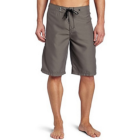 Surf On Sale. Free Shipping. Hurley Men's Current DECENT FEATURES of the Hurley Current 22in. outseam Recycled two way stretch Patented EZ fly closure Embroidered and applique logos No outseam Patch pocket w/ icon drainhole and velcro flap - $17.99