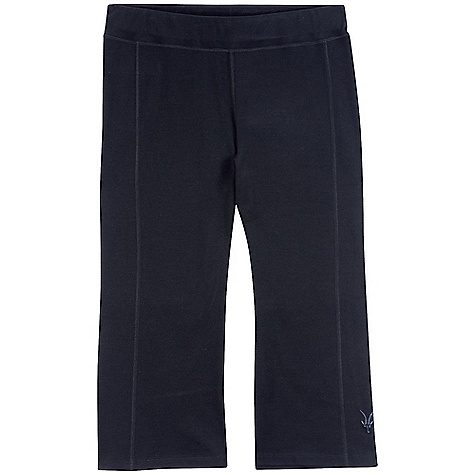 Free Shipping. Ibex Women's Synergy Capri DECENT FEATURES of the Ibex Women's Synergy Capri Form fit Tag free label Double layer gusset Double wide waistband with wool interior Hidden interior envelope pocket Inseam: extra small: 19in., small: 20in., M/L/XL=21in. The SPECS Fabric: 49% Organic Cotton, 48% Merino Wool, 3% Lycra 18.5 Micron Ibex Exclusive Triple Plaited GOTS Certified Organic Cotton and Zque Certified Merino Wool 280 g/m2 - $119.95