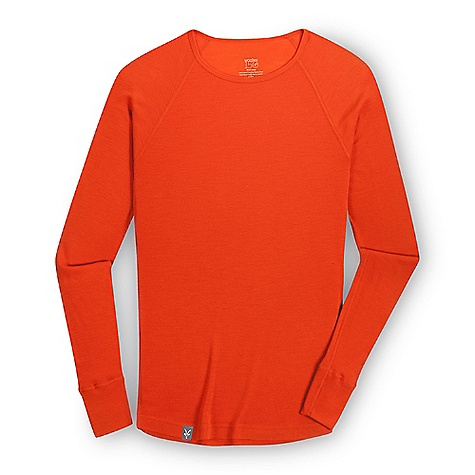Free Shipping. Ibex Men's Woolies Crew Top DECENT FEATURES of the Ibex Men's Woolies Crew Top Form fit Raglan sleeves Flatlock seams Tag-free labels Imported The SPECS 100% ZQ New Zealand Merino Wool 18.5 micron Lightweight Rib Knit 150 g/m2 - $80.00