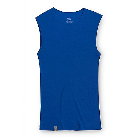 Free Shipping. Ibex Men's Woolies Sleeveless Top DECENT FEATURES of the Ibex Men's Woolies Sleeveless Top Form fit Flatlock seams Tag-free labels Imported The SPECS 100% ZQ New Zealand Merino Wool 18.5 micron Lightweight Rib Knit 150 g/m2 - $60.00