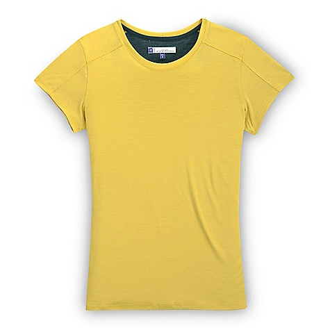 Free Shipping. Ibex Women's Seventeen.5 Tee DECENT FEATURES of the Ibex Women's Seventeen.5 Tee Regular fit Fine needle detailing Self fabric collar The SPECS 100% ZQ New Zealand Merino Wool 17.5 micron Ultra Fine Double Knit 165 g/m2 - $85.00