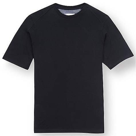 Free Shipping. Ibex Men's Seventeen.5 Tee DECENT FEATURES of the Ibex Men's Seventeen.5 Tee Regular fit Fine needle detailing Cleanly finished yoke at back neck Contrast on interior back yoke The SPECS 100% ZQ New Zealand Merino Wool 17.5 micron Ultra Fine Double Knit 165 g/m2 - $110.00