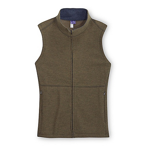 On Sale. Free Shipping. Ibex Women's Carrie Vest Heavy DECENT FEATURES of the Ibex Women's Carrie Vest Heavy Semi-fit Midlayer warmth Full front zip Invisible zip hand pockets The SPECS Fabric: 93% Zque New Zealand Merino Wool, 7% Polyester 21 Micron Heavy Milled Merino Boucle 420 g/m2 - $103.99