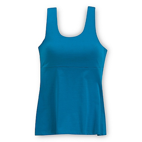 Fitness Free Shipping. Ibex Women's Synergy Racerback Top DECENT FEATURES of the Ibex Women's Synergy Racerback Top Form fit Tag free label Built-in shelf bra with removable cups The SPECS Fabric: 49% Organic Cotton, 48% Merino Wool, 3% Lycra 18.5 Micron Ibex Exclusive Triple Plaited GOTS Certified Organic Cotton and Zque Certified Merino Wool 280 g/m2 - $90.00