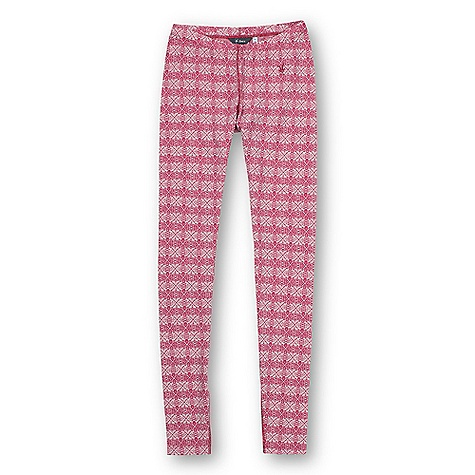 Free Shipping. Ibex Women's Indie Flake Bottom DECENT FEATURES of the Ibex Women's Indie Flake Bottom Form-fit Gusseted crotch Snowflake jacquard pattern Inseam: extra small: 28.75in., small: 29.25in., medium: 29.75in., large: 30.25in., extra large: 30.75in. The SPECS Fabric: 100% Zque New Zealand Merino Wool 18.5 Micron Mid-weight Jersey 195 g/m2 - $89.95