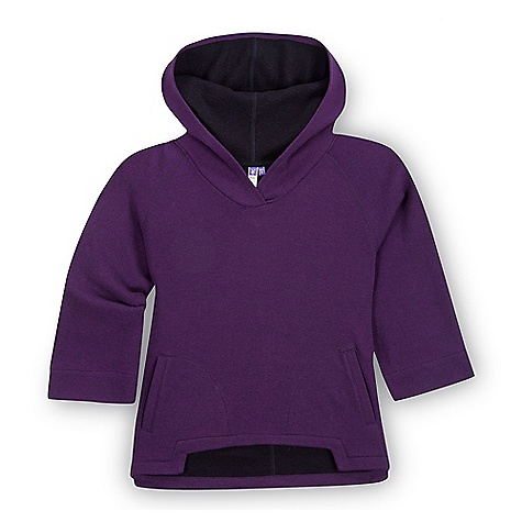 Free Shipping. Ibex Women's Pez Wayfarer PO DECENT FEATURES of the Ibex Women's Pez Wayfarer PO Relaxed-fit Midlayer warmth 3/4 sleeve length Handwarmer pockets Slouchy hood The SPECS Fabric: 90% Zque New Zealand Merino Wool, 10% Nylon 21 Micron Double Faced Milled Knit 290 g/m2 - $194.95
