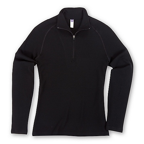 On Sale. Free Shipping. Ibex Women's Zepher Zip T DECENT FEATURES of the Ibex Women's Zepher Zip T Warmest Ibex base layer Semi-fit Flat lock seams Raglan sleeves 9in. Zip Neck with locking zipper pull Smooth fabric surface for layering The SPECS Fabric: High performance interlock 18.5 micron 100% Zque New Zealand Merino wool 230 g/m2 - $81.99