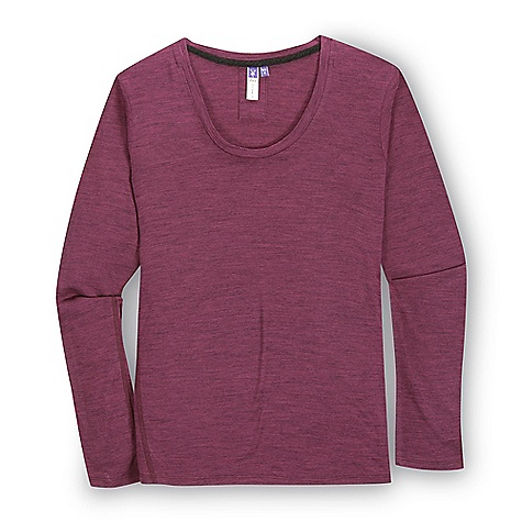 Free Shipping. Ibex Women's OD LS T DECENT FEATURES of the Ibex Women's OD Long Sleeve T Semi-fit Low scoop neck The SPECS Fabric: 100% Zque New Zealand Merino Wool 18.5 Micron 150 g/m2 - $94.95