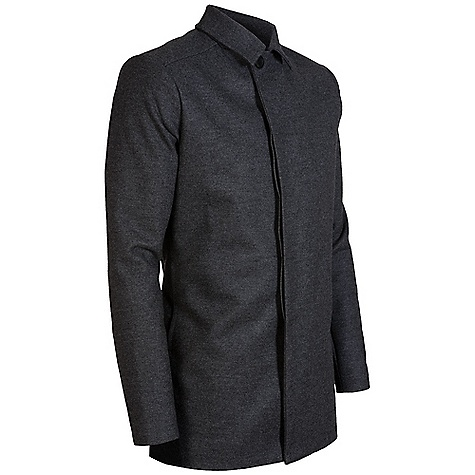 On Sale. Free Shipping. Icebreaker Men's Mayfair Jacket DECENT FEATURES of the Icebreaker Men's Mayfair Jacket Two-way centre front zip with self fabric storm flap Zippered front pockets Interior stash pocket Fully lined Icebreaker pip label - $258.99