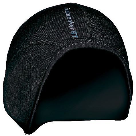 Entertainment Icebreaker Quantum Headliner DECENT FEATURES of the Icebreaker Quantum Headliner Warm liner for helmet heads Fits under snowsports helmets Ear flaps for extra cold comfort Non-itch/odour resistant - $29.95