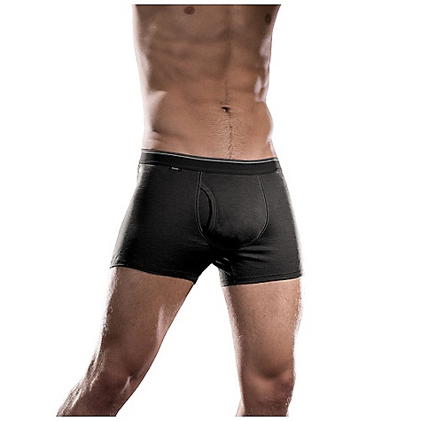 On Sale. Free Shipping. Icebreaker Men's Boxer Brief w- Fly DECENT FEATURES of the Icebreaker Men's Boxer Brief with Fly Functioning contoured pouch with fly opening 3.3cm (1.3ins) striped elastic waistband in.Bin. satin label at centre back waistband 9cm (3.5ins) inseam Beast pip label - $29.99