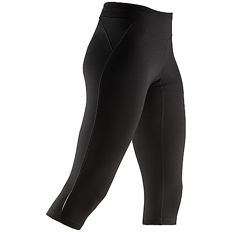 Free Shipping. Icebreaker Women's Rush 3-4 Tight DECENT FEATURES of the Icebreaker Women's Rush 3/4 Tight GT 260 jersey Sexy streamlined design Fast drying and odour resistant Lined gusset prevents chafing Falls slightly below the knee Back stash pocket Reflective piping - $89.95