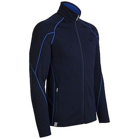 On Sale. Free Shipping. Icebreaker Men's Sierra Full Zip DECENT FEATURES of the Icebreaker Men's Sierra Full Zip Real fleece 260 Pure merino fleece mid layer Soft, odour resistant and breathable Raglan sleeves move easily Zipped hand pockets with media cord hole Drop tail adds coverage - $106.99