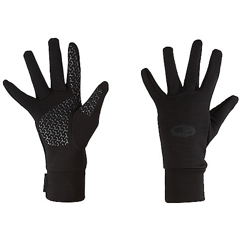 Fitness Icebreaker Quantum Glove DECENT FEATURES of the Icebreaker Quantum Glove For that cold weather run Ly cra enhances fit and dry time Grip print on palm for durability - $27.95