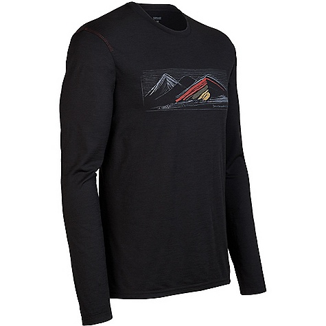 On Sale. Free Shipping. Icebreaker Men's LS Tech T Lite Highland Shirt DECENT FEATURES of the Icebreaker Men's LS Tech T Lite Highland Next-to-skin necessity Lightweight, soft SF150 Regular fit for the uncommon adventurer Travel-friendly odour resistance Set-in sleeves - $61.99