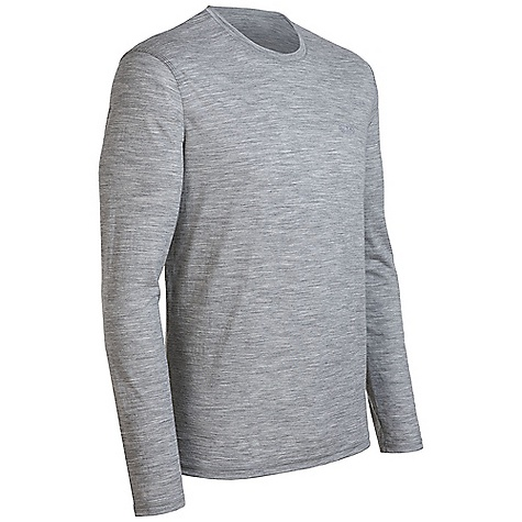 On Sale. Free Shipping. Icebreaker Men's LS Tech T Lite DECENT FEATURES of the Icebreaker Men's Long Sleeve Tech T Lite Next-to-skin necessity Lightweight and soft Regular fit Travel-friendly odour resistance Set-in sleeves - $50.99