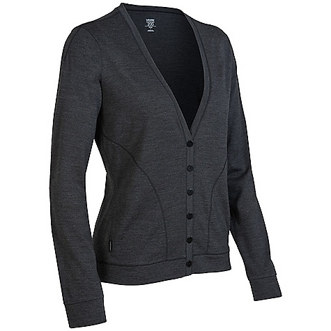 On Sale. Free Shipping. Icebreaker Women's Bliss Cardigan DECENT FEATURES of the Icebreaker Women's Bliss Cardigan Versatile cover up for sunsets to special dinners Extra soft superfine merino wool Flattering deep v neckline Relaxed fit layers easily - $95.99