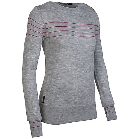 Free Shipping. Icebreaker Women's Athena Boatneck Sweater DECENT FEATURES of the Icebreaker Women's Athena Boatneck Sweater Luxurious warmth Select, finest gauge merino wool Fully fashioned seams Regular fit Falls high on hip - $179.95