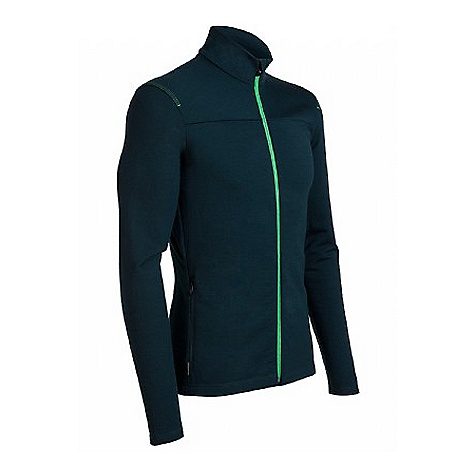 On Sale. Free Shipping. Icebreaker Men's LS Commute Zip Thru DECENT FEATURES of the Icebreaker Men's Long Sleeve Commute Zip Thru Commuter top with uncommon performance Low bulk, soft terry merino Highly breathable/fast drying Zipped hand pockets Reflective piping on back yoke - $112.99