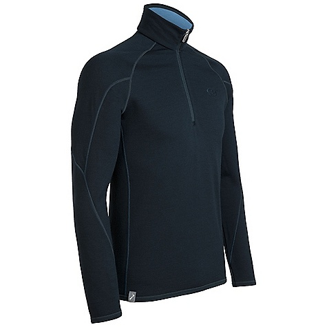 On Sale. Free Shipping. Icebreaker Men's Sierra Half Zip DECENT FEATURES of the Icebreaker Men's Sierra Half Zip Real fleece 260 Highly breathable, odour resistant, pure merino fleece Raglan sleeves move easily Zipped sleeve pocket stashes essentials Drop tail adds coverage - $88.99