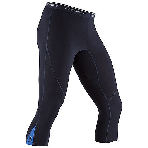 Free Shipping. Icebreaker Men's Sprint Legless DECENT FEATURES of the Icebreaker Men's Sprint Legless Trim, athletic fit Brushed elastic waistband Gusset for ease of movement Contrast flatlock stitching Icebreaker GT wordmark - $89.95