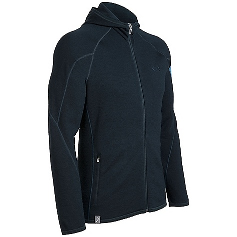On Sale. Free Shipping. Icebreaker Men's Sierra Hood DECENT FEATURES of the Icebreaker Men's Sierra Hood Real fleece 260 Addictive mid layer to escape the elements Highly breathable, pure merino fleece Raglan sleeves move easily Ultrafine printed hood lining Zipped sleeve/hand pockets stow essentials - $118.99