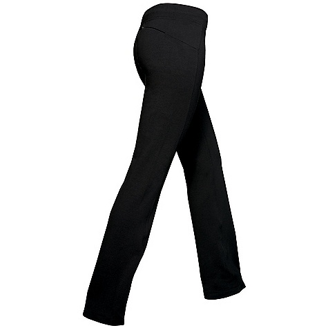 Free Shipping. Icebreaker Women's Lily Pant DECENT FEATURES of the Icebreaker Women's Lily Pant GT 320 terry loop Plush pants for living with abandon Decadently comfortable terry fabric Hidden elastic waistband Snug fit through hip Zipped back pocket stashes essentials - $149.95