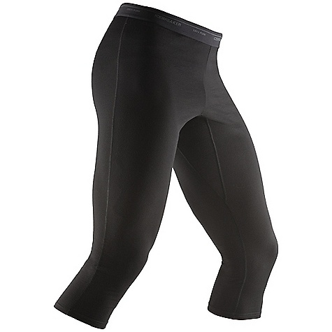 Free Shipping. Icebreaker Men's BodyFit 200 Legless DECENT FEATURES of the Icebreaker Men's BodyFit 200 Legless Active 3/4 leg design eliminates boot pinch Close-to-body fit regulates sweat/heat No-chafe flatlock seams Gusset for easy motion - $69.95