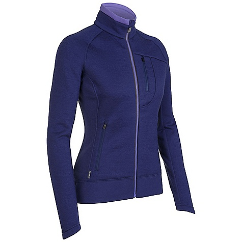 On Sale. Free Shipping. Icebreaker Women's Arctic Zip DECENT FEATURES of the Icebreaker Women's Arctic Zip Realfleece 320 Cosy, pure merino wool fleece Water-repellent nanotechnology Stretchy side and back panels/raglan sleeves Shaped sleeve cuffs for warmth Zipped chest pocket with media cord hole Zippered hand pockets - $173.99