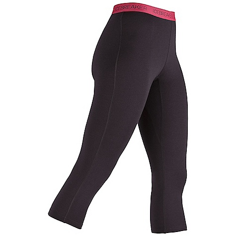 On Sale. Free Shipping. Icebreaker Women's BodyFit 200 Legless DECENT FEATURES of the Icebreaker Women's BodyFit 200 Legless Gusset for ease of movement Fits close to the body Flat-lock stitching - $47.99