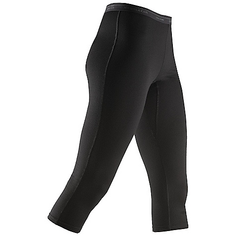 On Sale. Free Shipping. Icebreaker Women's BodyFit 260 Legless DECENT FEATURES of the Icebreaker Women's BodyFit 260 Legless 3/4 leg won't bind under boots Close-to-body fit regulates sweat/heat Odour resistant Comfy gusseted crotch - $54.99