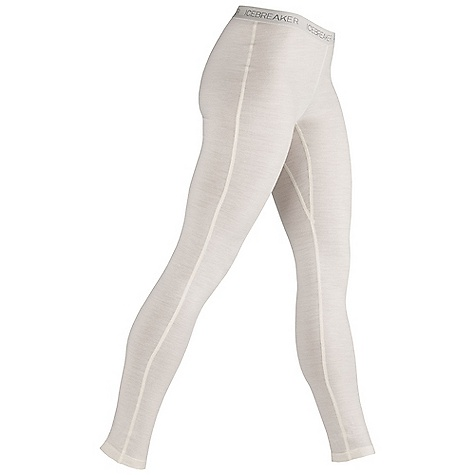Free Shipping. Icebreaker Women's Legging DECENT FEATURES of the Icebreaker Women's Legging Gusset for ease of movement Fits close to the body Flat-lock stitching - $79.95