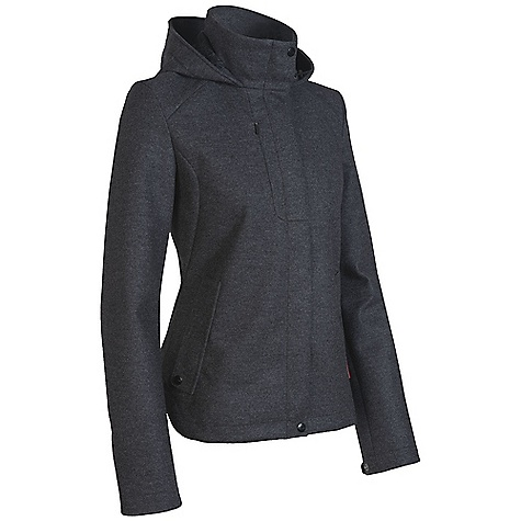 Free Shipping. Icebreaker Women's Skyline Hood DECENT FEATURES of the Icebreaker Women's Skyline Hood Distinguished protection for downtown affairs Stretchy map-print lining Adjustable shaped hood stays put Two-way zip with storm flap Interior stash pocket - $399.95
