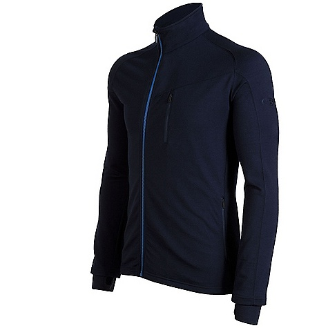 On Sale. Free Shipping. Icebreaker Men's Carve Zip DECENT FEATURES of the Icebreaker Men's Carve Zip GT 320 Breathable insulation for backcountry travel Soft, stretchy merino breathes/insulates Offset zip to avoid zipper stacking Internal sleeve cuff with watch window excludes wind Chest pocket with media cord hole - $130.99