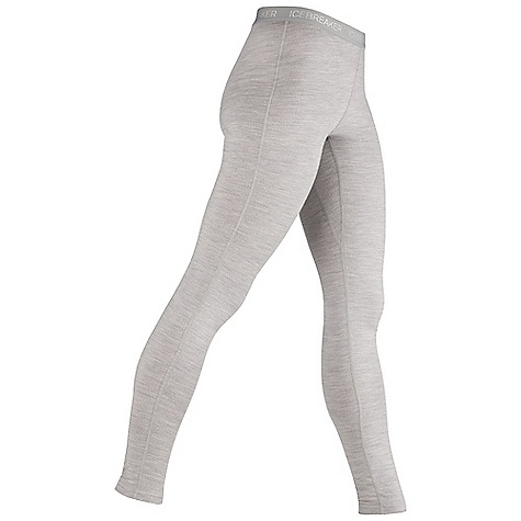 On Sale. Free Shipping. Icebreaker Women's BodyFit 200 Legging DECENT FEATURES of the Icebreaker Women's Bodyfit 200 Legging Made of 100% merino wool Moisture-wicking; thermo-regulating for superior performance Gusseted for ease of movement Fits close to the body Flatlock stitching for chafe-free comfort Merino wool is renewable, recyclable, and biodegradable - $63.99