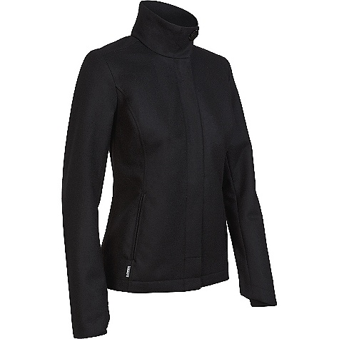 Free Shipping. Icebreaker Women's Skyline Jacket DECENT FEATURES of the Icebreaker Women's Skyline Jacket This cosmopolitan, cosy coat means business Stretchy map-print lining Map/passport-friendly double interior pocket Zipped flap chest pockets Soft, stretchy internal cuffs exclude drafts - $349.95