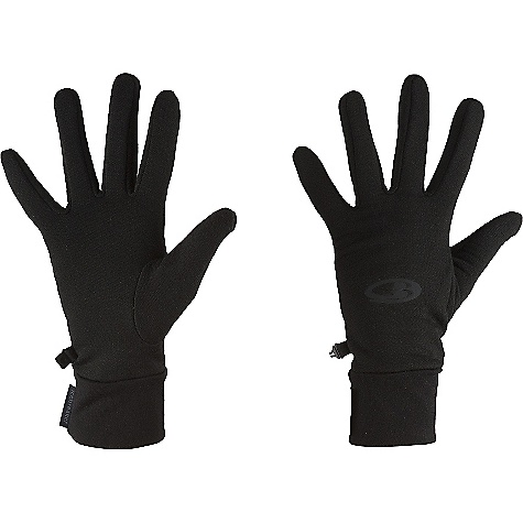 On Sale. Icebreaker Sierra Glove DECENT FEATURES of the Icebreaker Sierra Glove Convenient clip holds gloves together when you're not wearing them Regulate temperature Breathe to prevent overheating Soft and non -itch against the skin The SPECS Body: 100% merino wool Cuff: 97% merino wool, 3% elastane - $23.99