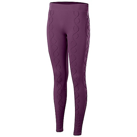 On Sale. Free Shipping. Isis Women's Cable Tight DECENT FEATURES of the Isis Women's Cable Tight Midweight layer Evaporator Technology Moisture management Quick drying Breathable Chafe-free seamless construction Engineered placement knit construction for best warmth Flat lock seams The SPECS Body Length: 27in. Fabric: 6.4 oz 93% polyester, 7% spandex with Evaporator Technology - $50.99