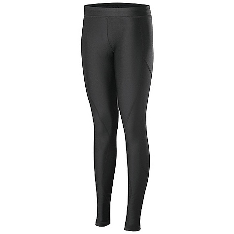 Free Shipping. Isis Women's PDQ Tight DECENT FEATURES of the Isis Women's PDQ Tight Evaporator Technology Brushed interior Double-sided anti-pill fabric Breathable Flat lock seams Reflective ISIS stars and logo Back waist zip security pocket Flat Elastic Waistband with brushed interior The SPECS Body Length: 26in. Inseam: 29in. Fabric: PDQ Fleece - 7.8 oz 89% polyester, 11% spandex with Evaporator Technology - $84.95