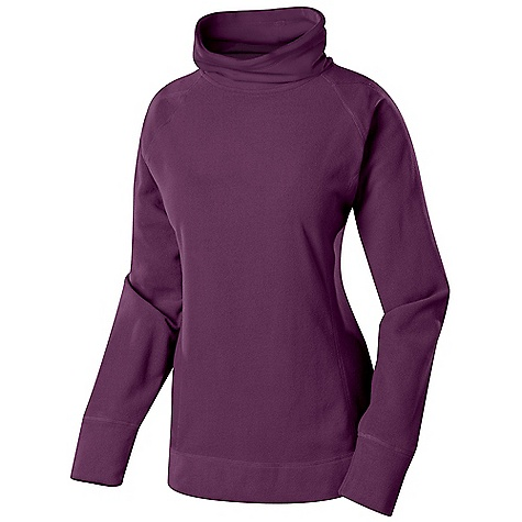 Free Shipping. Isis Women's Grace Top DECENT FEATURES of the Isis Women's Grace Top 12g jersey knit with rib trim Double layer cuff with thumb loops Loose turtleneck The SPECS Fabric: Extra fine 100% merino wool Body Length: 26in. - $78.95