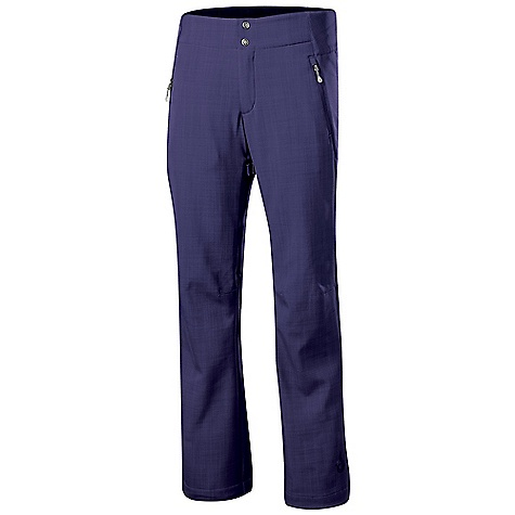 Free Shipping. Isis Women's Lindsay Pant DECENT FEATURES of the Isis Women's Lindsay Pant Zippered hand pockets Brushed polyester lined waistband with internal adjustment Articulated seat and knee Wind and water resistant Designed with the ISIS favorite rise and relaxed fit Inseam length: 31.5 inches - $148.95